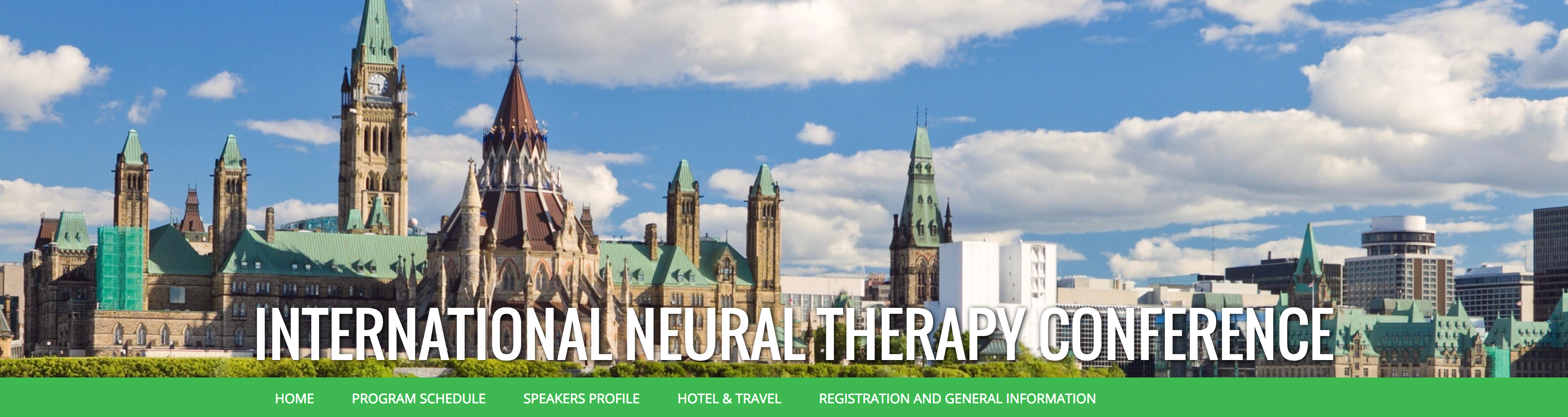 CANADA INTERNATIONAL NEURALTHERAPY