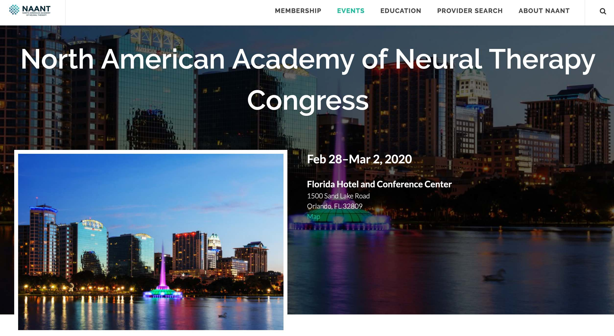 NAANT CONGRESS FEB 2020